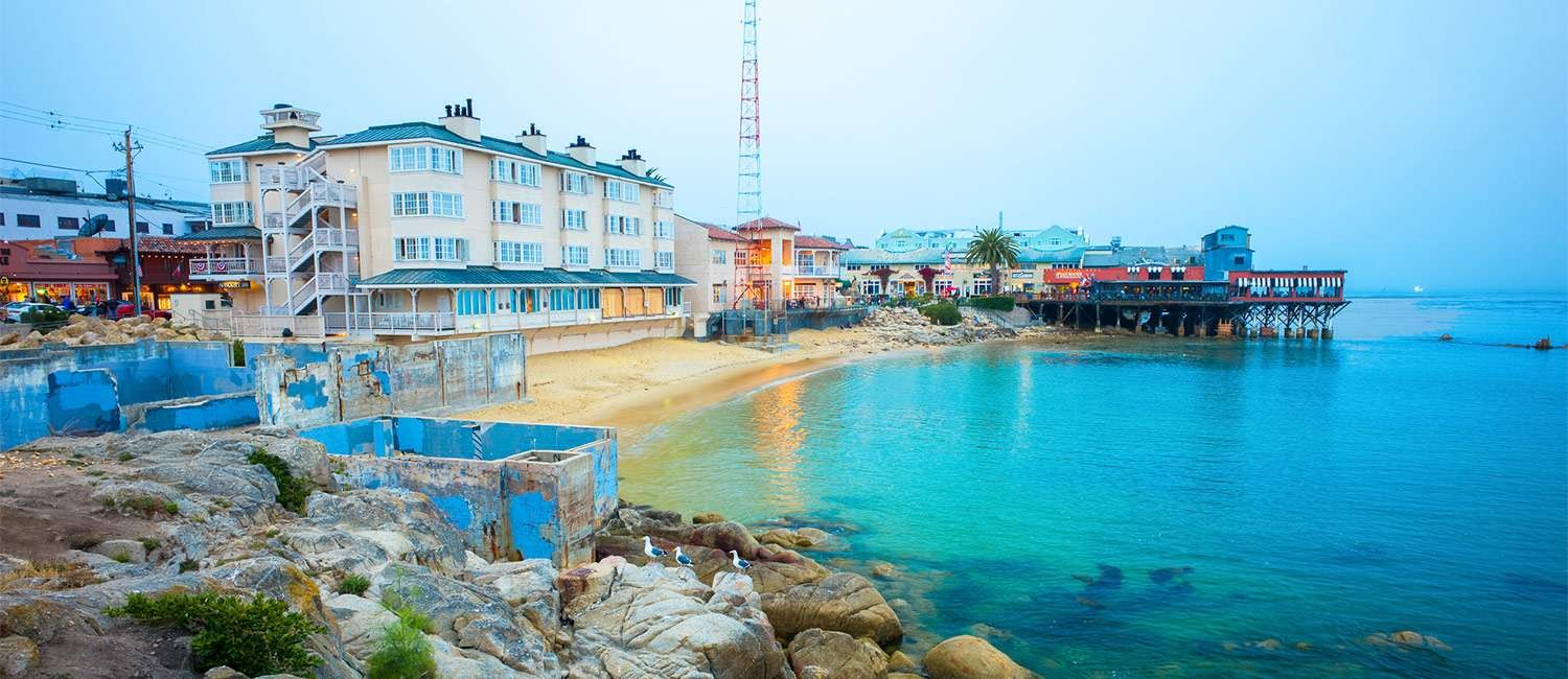 DISCOVER NEARBY MONTEREY ATTRACTIONS WHILE STAYING AT OUR TOP-RANKED HOTEL